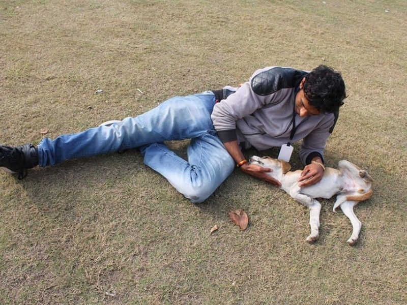 Helping Gurgaon