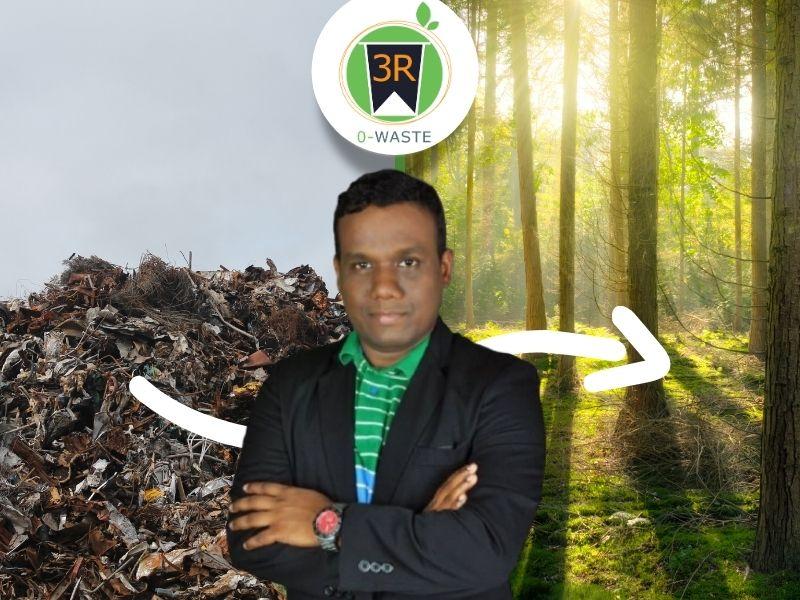Cleaning Gurugram With 3R ZeroWaste